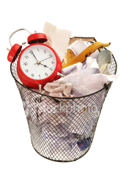 ist2_4099223-wasting-time