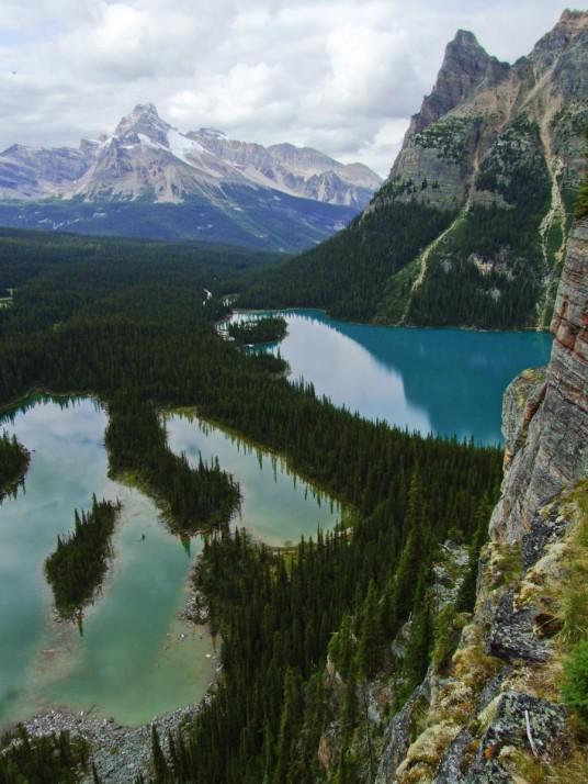 Parque Nacional de Yoho, Canadá.