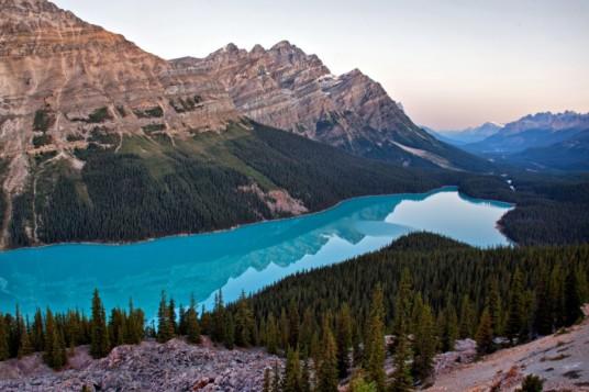 Parque Nacional Banff, Canadá.