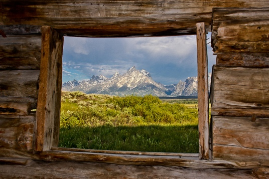Grand Teton National Park, Estados Unidos.