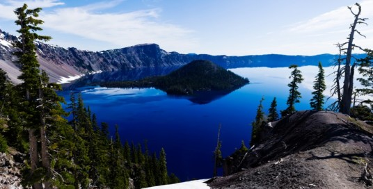 Crater Lake, Estados Unidos.