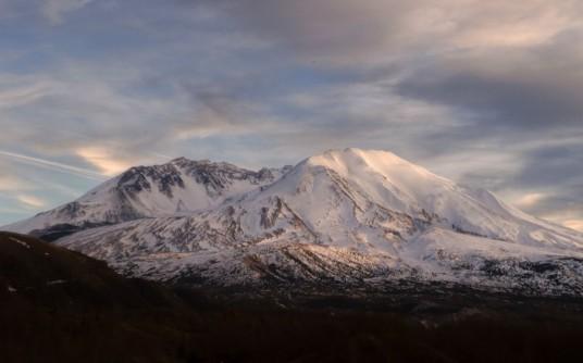 Monte Santa Helena, Estados Unidos.