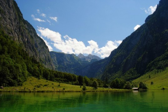 Parque Nacional Berchtesgaden, Alemanha.