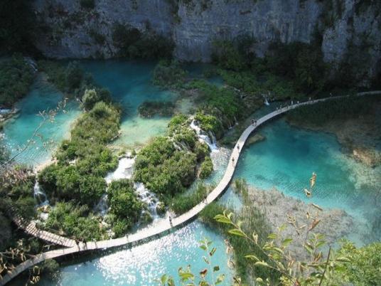 Parque Nacional dos Lagos de Plitvice, Croácia