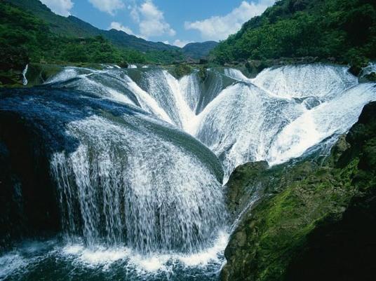 Vale Jiuzhaigou, China