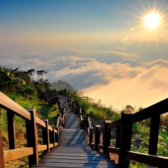 Parque Nacional Yushan, Taiwan
