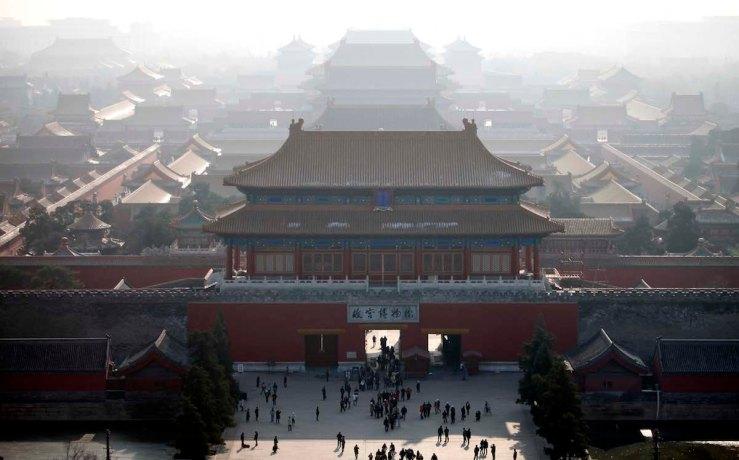 APTOPIX China Climate