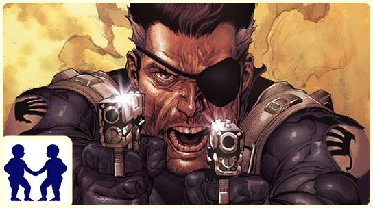03 Gêmeos-Nick Fury