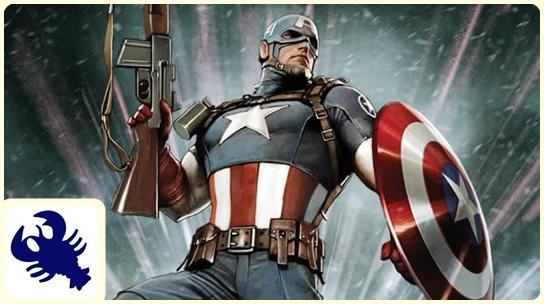 04 Câncer-Capitão América