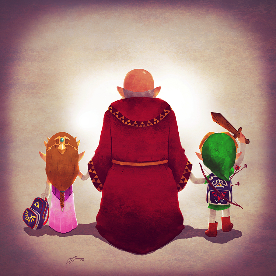 Family_from_Hyrule