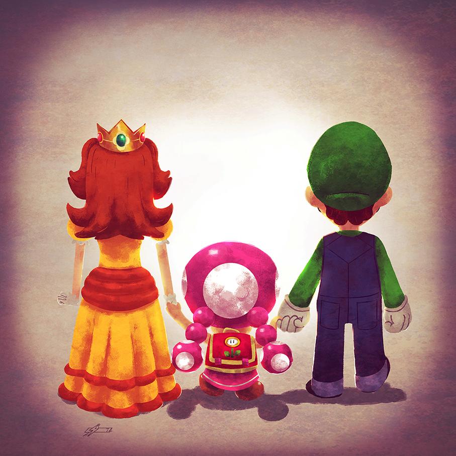 Luigi_Family_