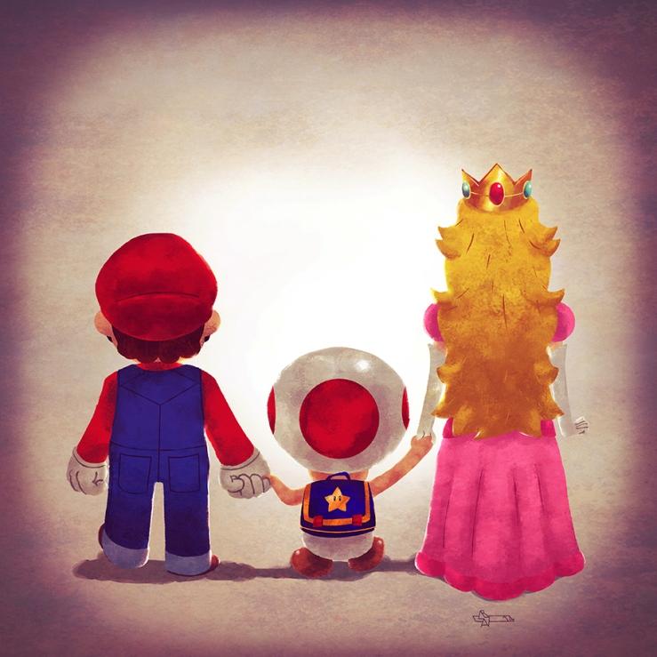 Mario_Family