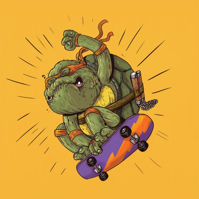 Alex-Solis-Famous-Oldies-TMNT-686x686