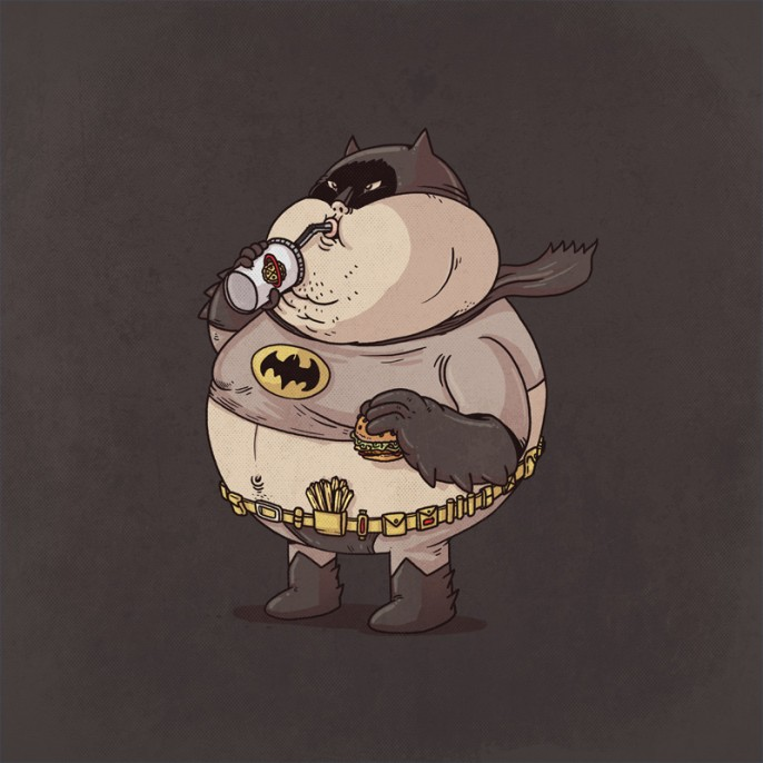 Alex-Solis-The-Famous-Chunkies-Batman-686x686