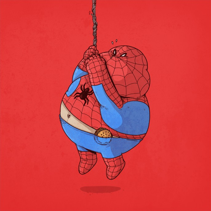 Alex-Solis-The-Famous-Chunkies-Spidey-686x686
