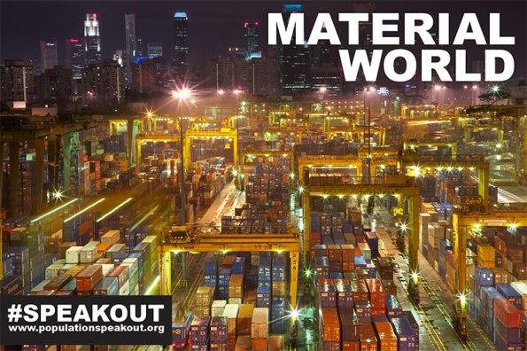 Os contêineres de transporte, instrumento indispensável da economia de consumo globalizado, refletem o horizonte em Cingapura, um dos portos mais movimentados do mundo.