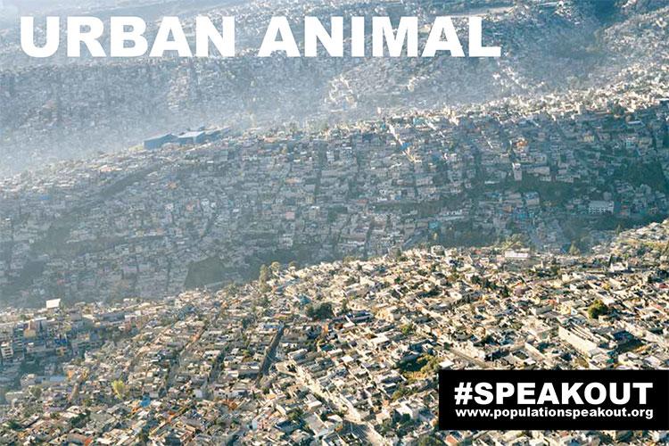 Alastrando pela Cidade do México, uma população de +20 milhões, a densidade é de 63.700 pessoas por quilômetro quadrado.