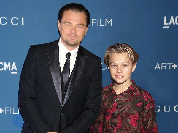 Leonardo DiCaprio: 2013 vs. 1989 (24 anos)