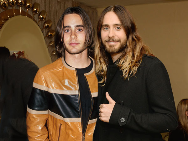 Jared Leto: 1994 vs. 2014 (20 anos)