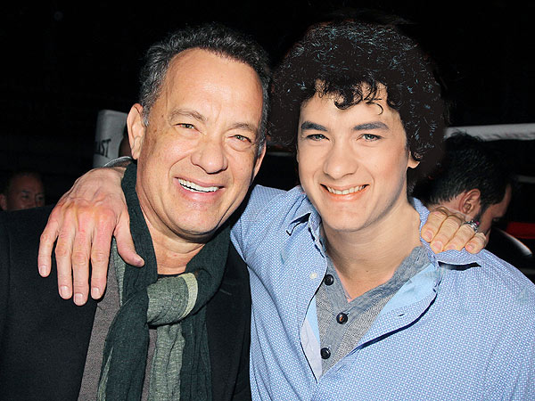 Tom Hanks: 2014 vs. 1980 (34 anos)