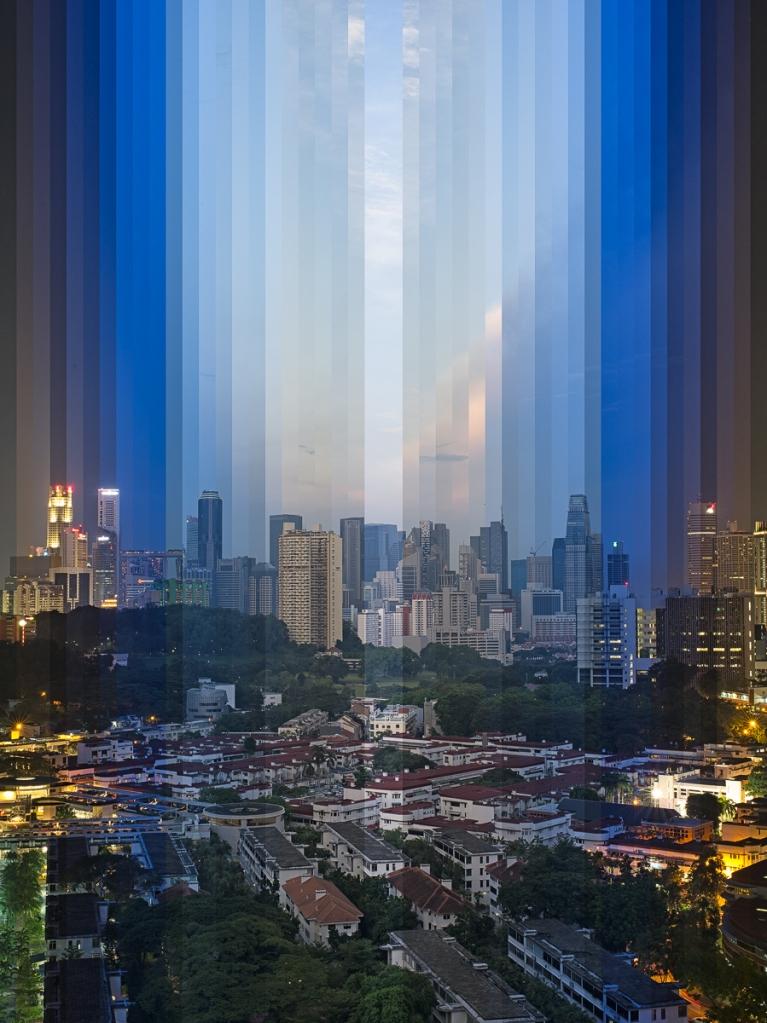 Tiong Bahru Sunset, 2013