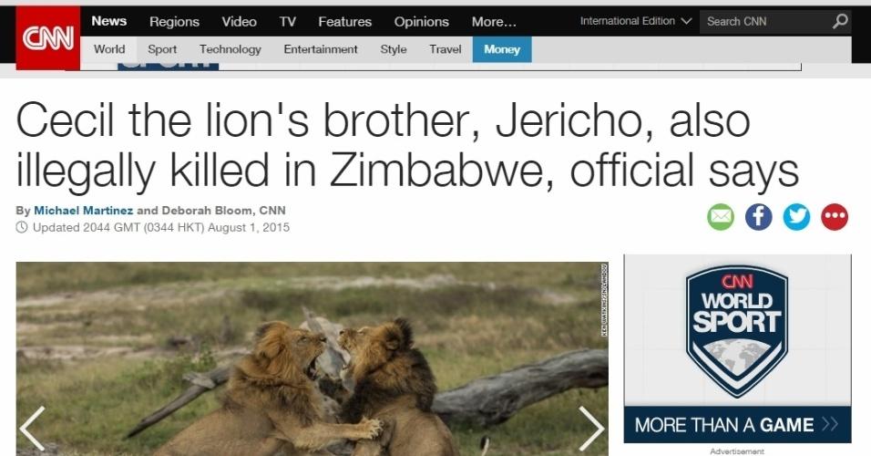 1ago2015---o-irmao-do-leao-cecil-jericho-esquerda-foi-morto-com-um-tiro-na-tarde-de-sabado-no-parque-nacional-de-hwange-no-zimbabue-a-informacao-foi-divulgada-pela-cnn-1438459368467_956x500